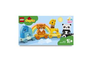 Конструктор для детей от 18мес №10955 Animal Train Duplo Lego 1шт