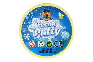 Пластилин Foam Putty шариковый D`1