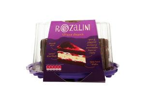 Торт Пьяная вишня Rozalini 780г
