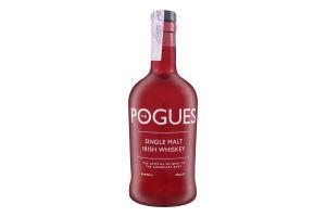 Виски The Pogues 0.7 л 40% (5011166059745)