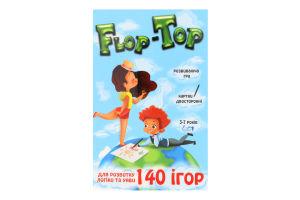 Гра настільна для дітей від 3років №30868 Flop-Top Strateg 1шт