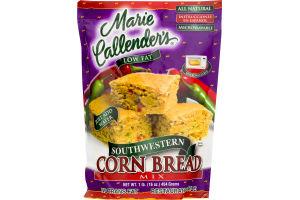 Marie Callender's Low Fat Southwestern Corn Bread Mix