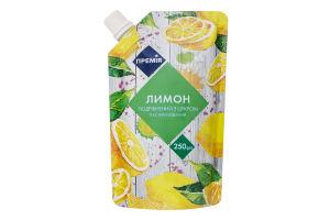 Лимон протертий з цукром Премія д/п 250г