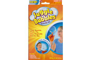 As Seen On TV Juggle Bubbles Activity Kit