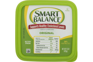 Smart Balance Buttery Spread Original