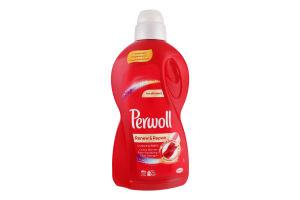 Средство для стирки специальное для цветных вещей Renew&Repair Perwoll 1.8л