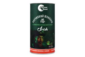 Розчинний шоколад з ароматом ірландського лікеру Irish Чудові напої з/б 200г