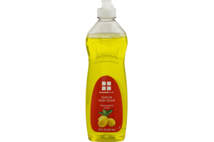 Essential Home Lemon Dish Soap