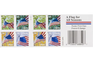 USPS Forever First Class Postage Stamps - 20 CT