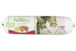 Freshpet Select Gourmet Pate Chicken & Beef Recipe