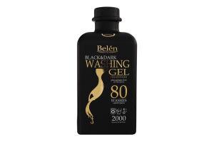Гель для стирки черного и темного белья Black&dark Belen 2л