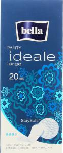 Прокладки Bella Panty Ideale Large щоденні 20шт.