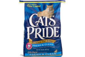 Cat's Pride Premium Cat Litter Odor Control Fresh & Clean