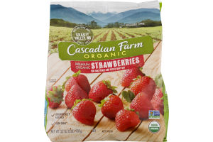 Cascadian Farm Organic Strawberries