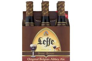 Abbaye de Abbey of Leffe Original Belgian Abbey Ale
