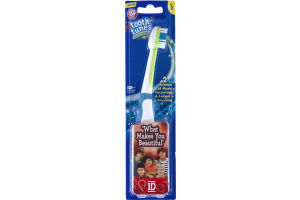 """Arm & Hammer Tooth Tunes Toothbrush """"What Makes You Beautiful"""""""