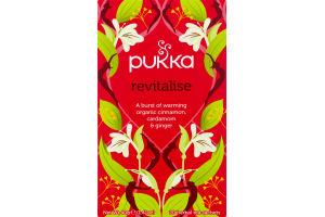 Pukka Tea Revitalise - 20 CT