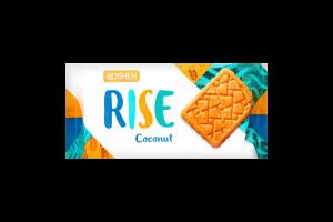 Печиво Roshen Rise Coconut 118г х28