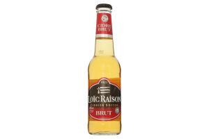 Сидр Loic Raison Cider Brut сухой