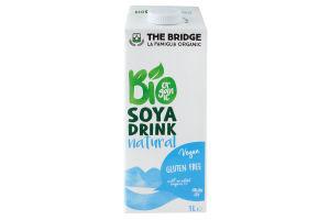 Напиток соевый The Bridge органический