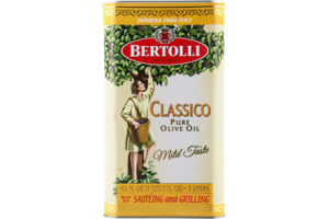 Bertolli Classico Mild Taste Pure Olive Oil