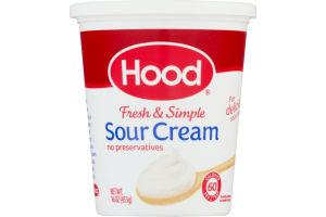 Hood All Natural Sour Cream