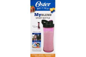 Oster My Blend Sport Bottle Pink