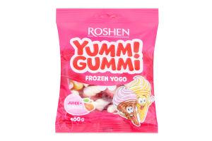 Цукерки желейні Frozen Yogo Yummі Gummi Roshen м/у 100г