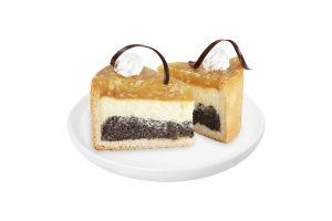Торт Творожно-яблочный