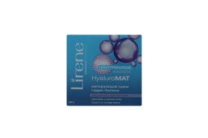 Крем для лица матирующий HyaluroMAT Lirene 50мл