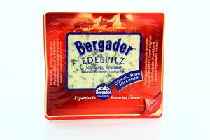 Сыр blu 50% Bergader Edelpilz 100г