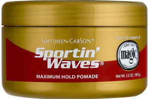 Magic Sportin' Waves Maximum Hold Pomade