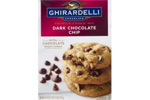 Ghirardelli Premium Cookie Mix Dark Chocolate Chip