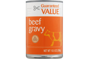 Guaranteed Value Gravy Beef