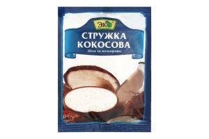 Стружка кокосовая Эко 40г