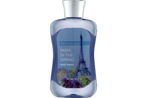 be bath escapes Paris In The Spring Body Wash