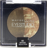 Тени для век Eyestudio Duo №60 Maybelline 4.5г