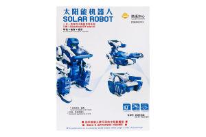 Игрушка Робот Прайм на солнечной батарее