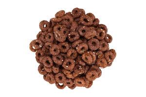 Кольца глазированные с какао и кунжутом Золоте Зерно кг