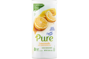 Crystal LIght Pure Lemonade Pitcher Packs - 5 CT