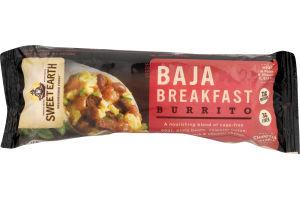 Sweet Earth Burrito Baja Breakfast