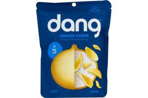 Dang Onion Chips Sea Salt