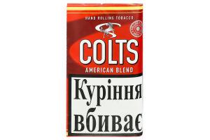 Тютюн сигаретний Colts American blend 40г