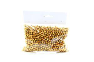 Перлини для декору на дроті 75729-506