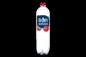 Напій безалкогольний зі смаком малини Bon Boisson п/пл 1.5л