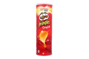 Чипсы картофельные Original Pringles к/у 165г