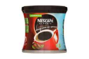 Кава натуральна розчинна гранульована Classic Nescafe з/б 50г