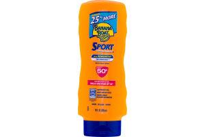 Banana Boat Sport Performance Sunscreen Lotion SPF 50+