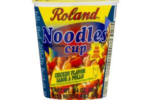 Roland Noodles Cup Chicken Flavor