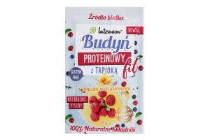 Пудинг протеиновый Intenson со вкусом ванили